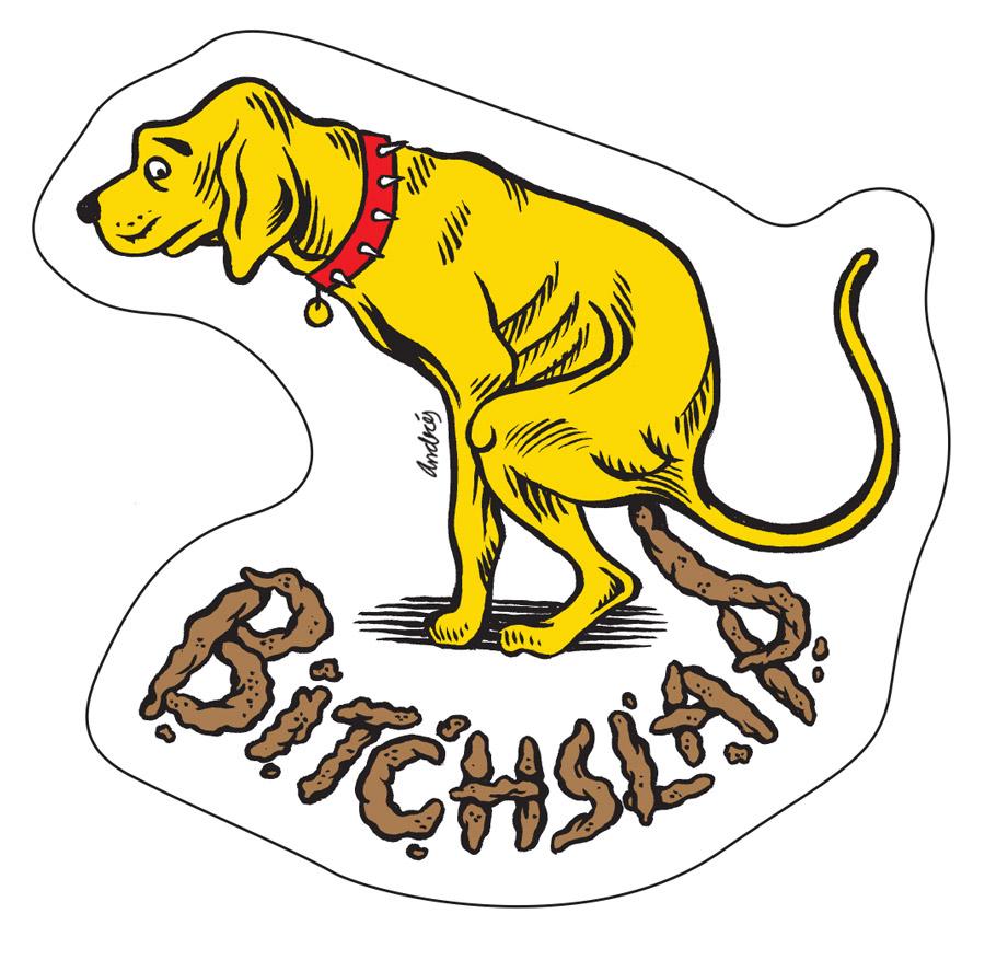 bitchslap-dog