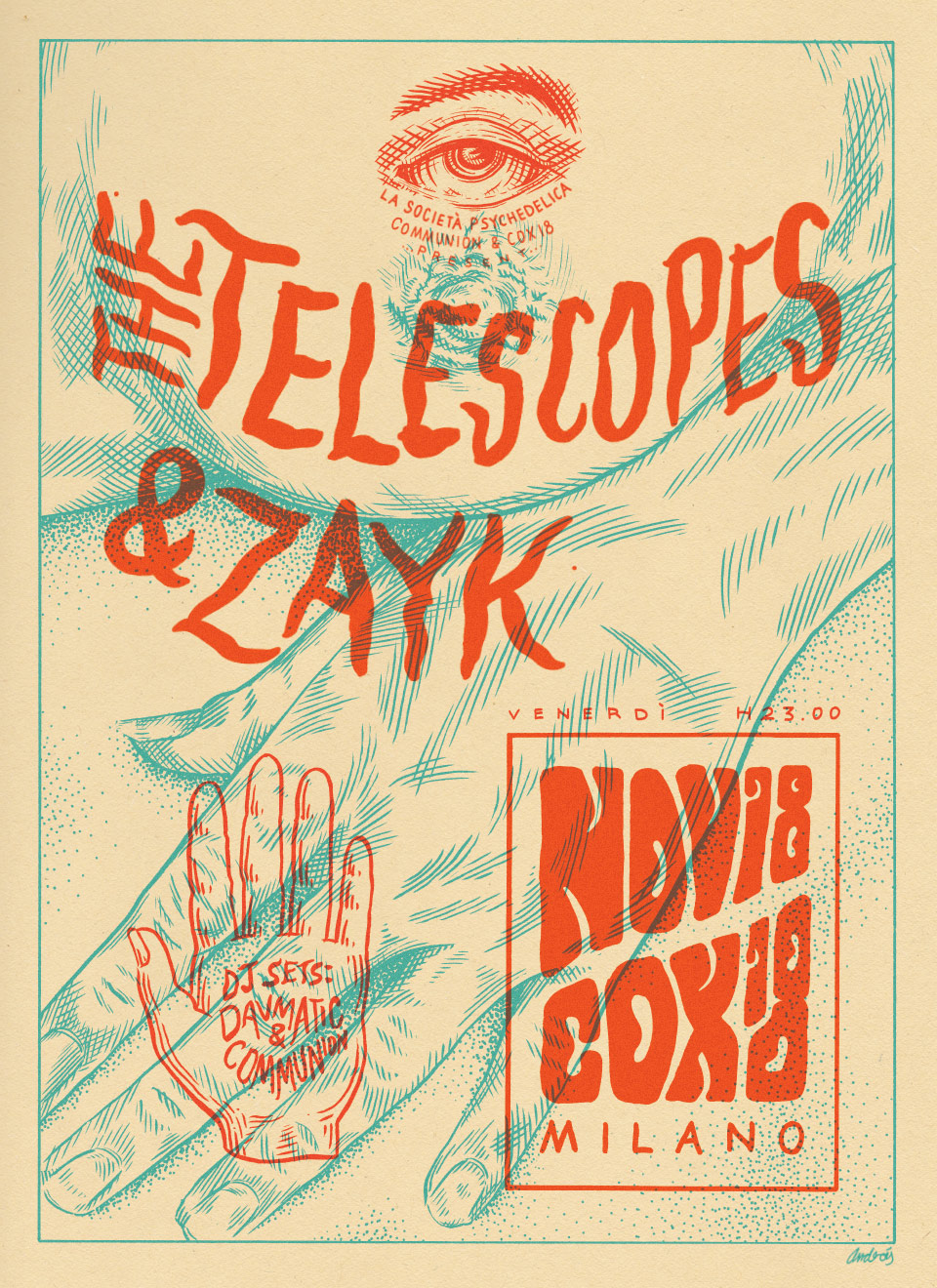 telescopes-cox18-poster